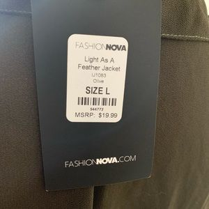 Fashion Nova Other - Cardigan